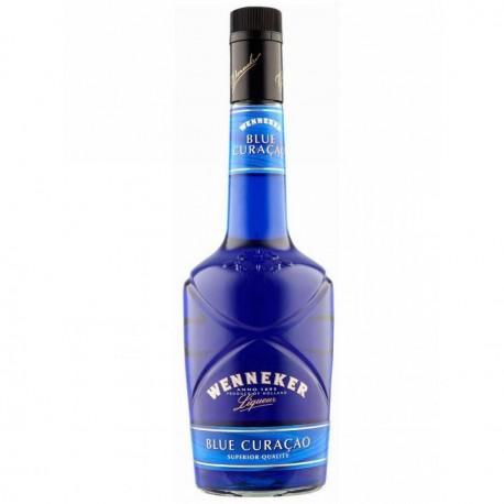 LIQ.WENNEKER BLUE CURACAO