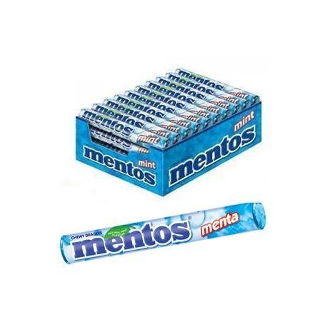MENTOS X40 STICK MENTA