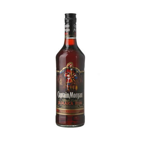 RHUM CAPTAIN MORGAN BLACK LT.1