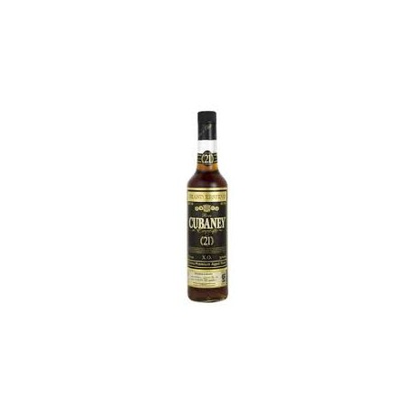 RHUM CUBANEY 21 ANOS CL.70