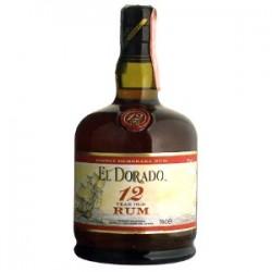 RHUM EL DORADO 12 ANNI