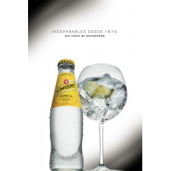 SCHWEPPES CL.0,18X24 TONICA