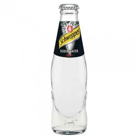 SCHWEPPES SODA CL.18X24