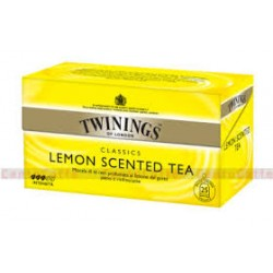 TE TWININGS X25 LEMON