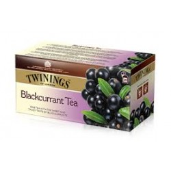INFUSO TWININGS X20 RIBES NERO,GINS.VANG