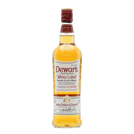 WHISKY DEWAR'S WHITE LABEL CL.70