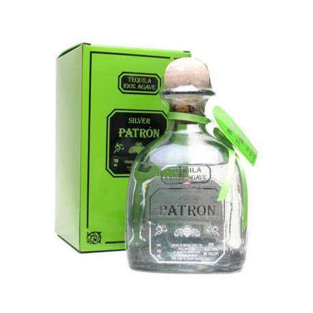 TEQUILA PATRON SILVER CL.70