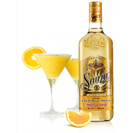 TEQUILA SAUZA EXTRA GOLD LT.1