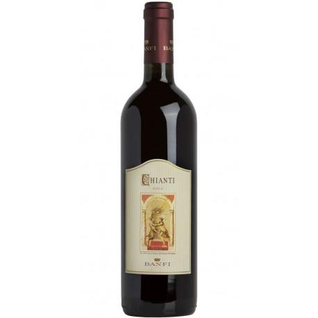 VINO CHIANTI BANFI DOCG CL.75