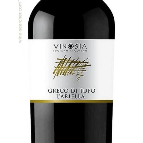 VINO GRECO L'ARIELLA VINOSIA CL.75