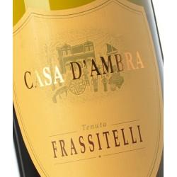 VINO FRASSITELLI CASA D'AMBRA CL.75