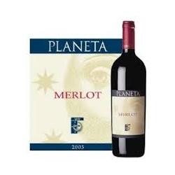 VINO MERLOT PLANETA CL.75