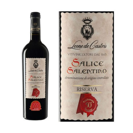 VINO SALICE SALENTINO DE CASTRIS CL.75