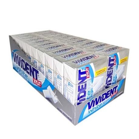 VIVIDENT WHITE XYLIT X20 ASTUCCIO