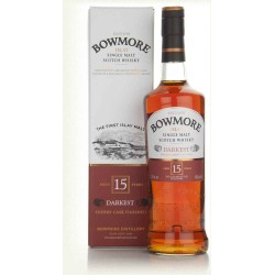 WHISKY BOWMORE 15 YEARS
