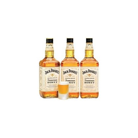WHISKY JACK DANIEL'S HONEY LT.1