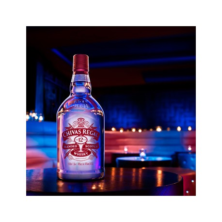 WHISKY CHIVAS REGAL 12 YEARS LT.1