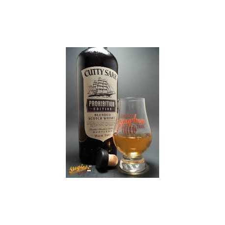 WHISKY CUTTY SARK PROHIBITION EDITION CL.70