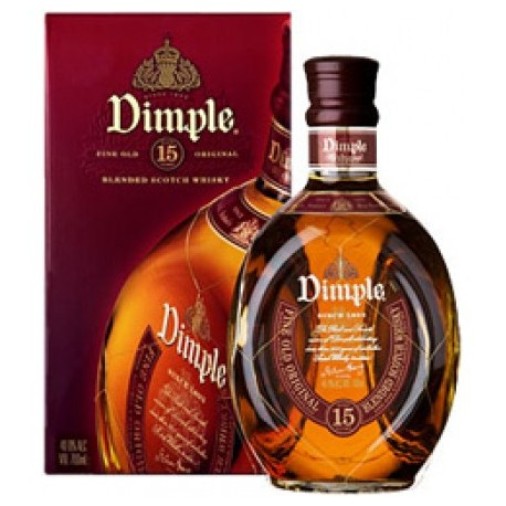 WHISKY DIMPLE 15 YEARS