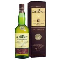 WHISKY GLENLIVET 15 ANNI CL.70