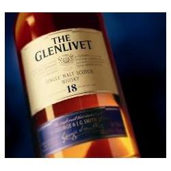 WHISKY GLENLIVET 18 ANNI CL.70