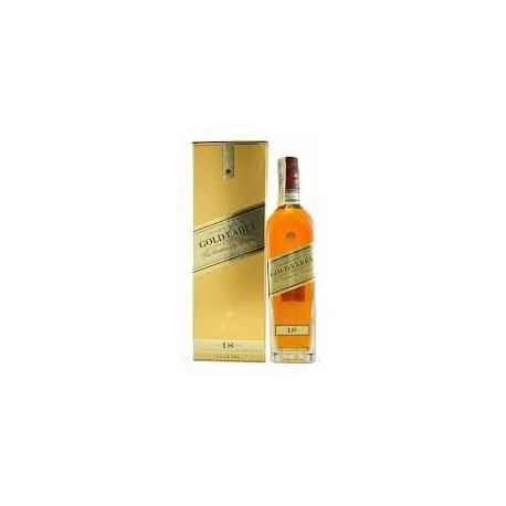 WHISKY J.WALKER GOLD LABEL RISERVA CL70