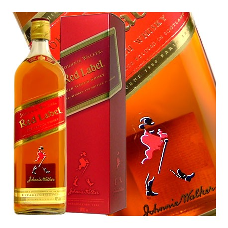 WHISKY J.WALKER RED LT.1