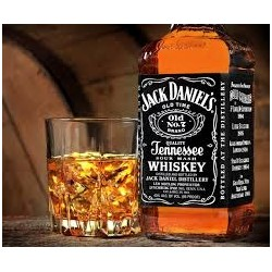 WHISKY JACK DANIEL'S LT.1 OFF