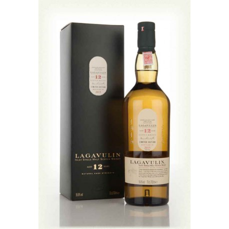 WHISKY LAGAVULIN 12 Y. LIMITED EDITION