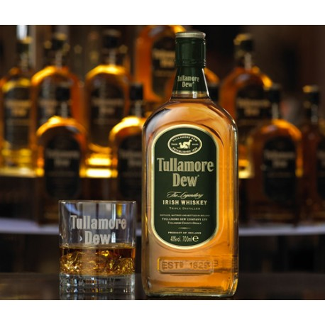 WHISKY TULLAMORE DEW CL.70