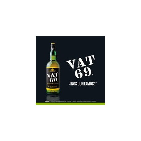 WHISKY VAT 69 CL.70