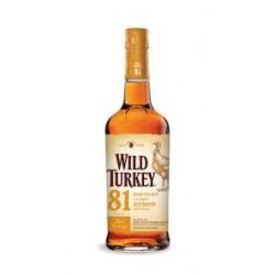 WHISKY WILD TURKEY BOURBON CL.70