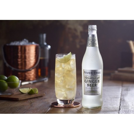 BIBITE FEVER TREE GINGER BEER CL.20X24