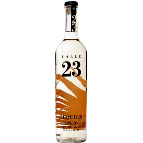 TEQUILA CALLE 23 ANEJO CL.70