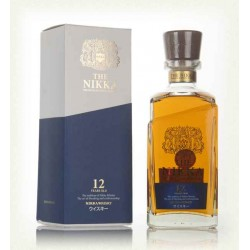 WHISKY NIKKA 12 YO SINGLE MALT