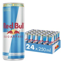 RED BULL SUGAFREE X24