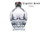 VODKA CRYSTAL HEAD CL.70