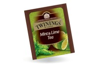 TE TWININGS MINT& LIME X25