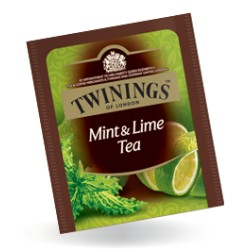 TE TWININGS MINT& LIME X25