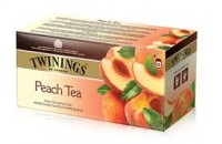 TE TWININGS X25 PEACH
