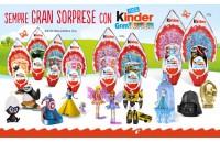 KINDER GRANSORPRESA GR.320 T6*