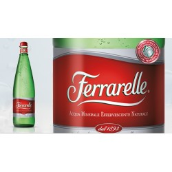 ACQUA FERRARELLE VETRO VERDE CL 75X12 *