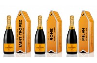 CHAMPAGNE CLICQUOT ARROW LAS VEGAS