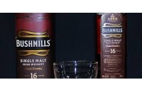 WHISKY BUSHMILLS 16 YEARS CL.70