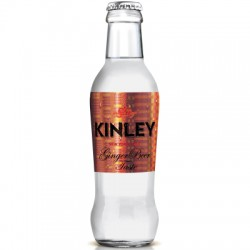 BIBITA KINLEY GINGER BEER CL.20X24