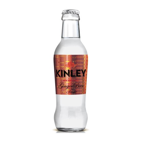 BIBITA KINLEY GINGER BEER CL.20X24