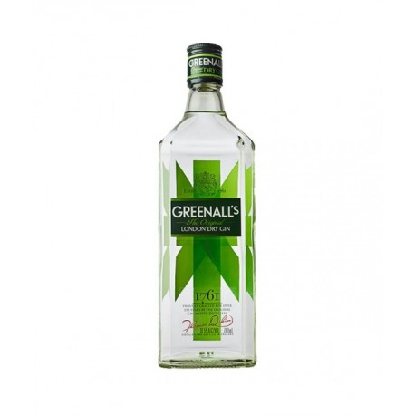 GIN GREENALL'S LT.1