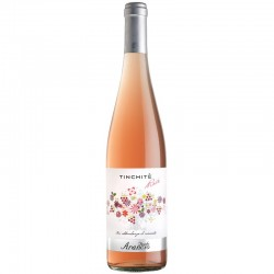 VINO FEUDO ARANCIO TINCHITE' ROSE' CL.75