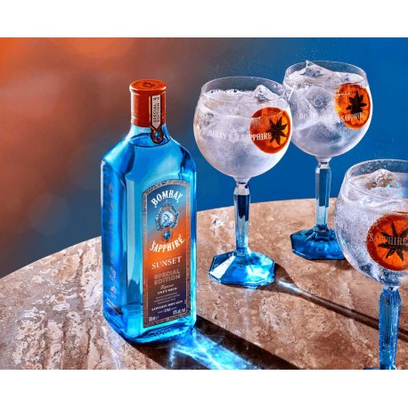 GIN BOMBAY SUNSET CL.70