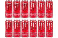 MONSTER ENERGY ULTRA CL.50X24